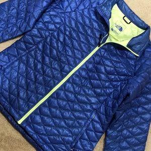 Northface womens XL coat